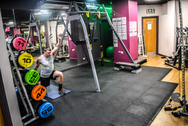 Don't Get Fat Get Fit at The Y Club Manchester I Love Manchester