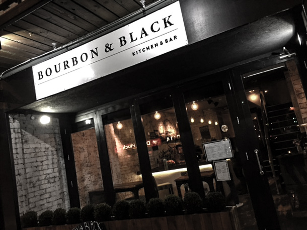Bourbon And Black