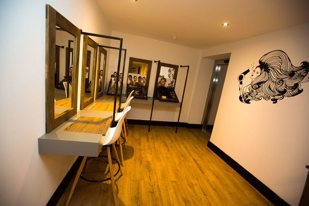 The Parlour At The Ainscow Hotel Salon