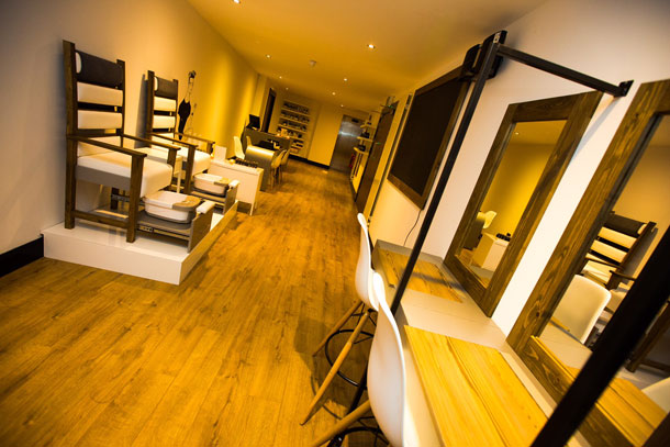 The Parlour At The Ainscow Hotel Spa