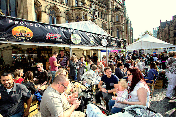 Manchester Food And Drink Festival 2015 188A4416