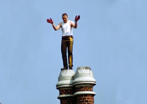 Strangeways Prison Riot 25 Years 6