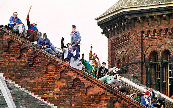 Strangeways Prison Riot 25 Years 8