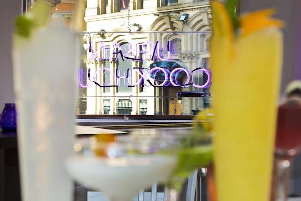 Urban Cookhouse Manchester Cocktails