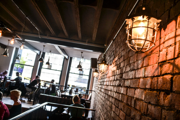 NOW OPEN: Taurus brings high end dining and rustic new look to Gay Village I Love Manchester