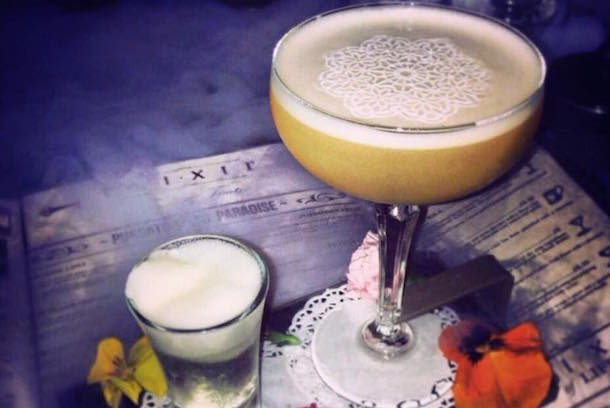 Elixir Lovelace Martini