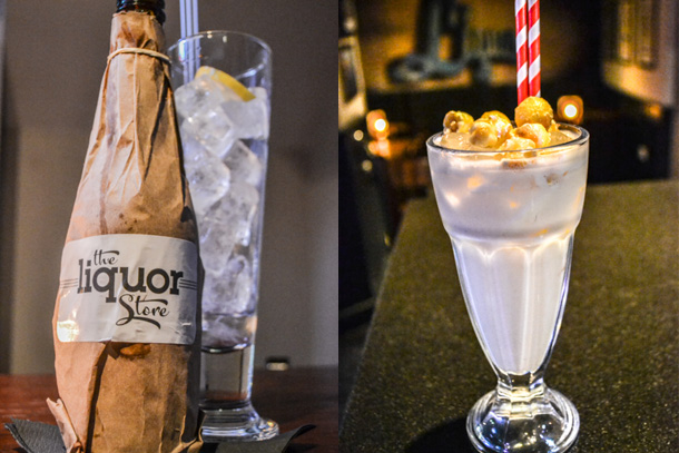 The Liquor Store launches creative (and/or crazy) new cocktail menu I Love Manchester