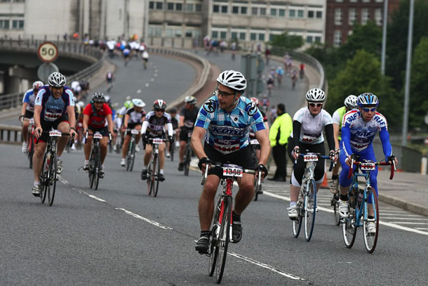 Great Manchester Cycle 2013 1