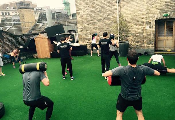 Pkbcoffee Rooftop Training 2