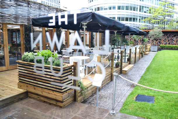 The Lawn Club Spinningfields New Look 10