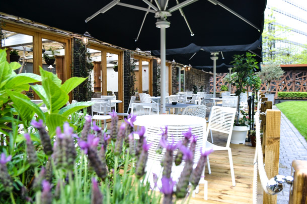 The Lawn Club Spinningfields New Look 13