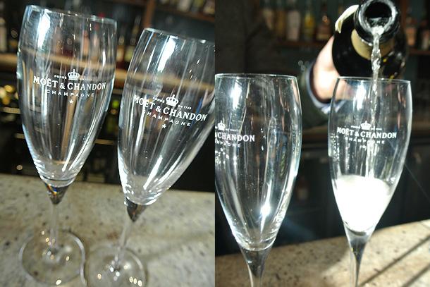 Epernay Summer Menu Champagne