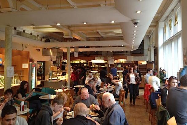 7 places to pick up lunch for around a fiver I Love Manchester