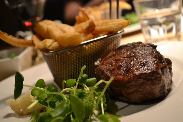 REVIEW: Grill On The Alley's new spring/summer menu I Love Manchester