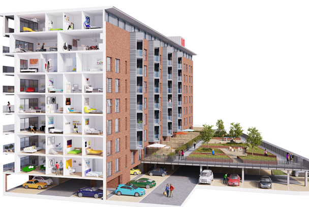 Plans New Islington