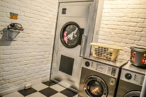 REVEALED: Inside Manchester's Secret New Bar 'The Washhouse' I Love Manchester