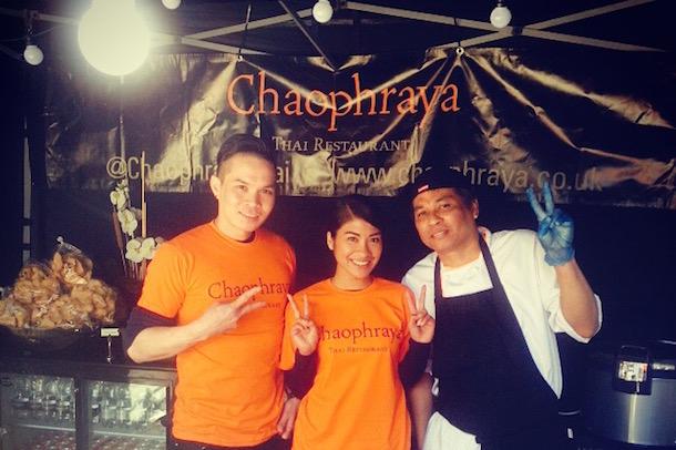 Manchester Jazz Festival Chaophraya
