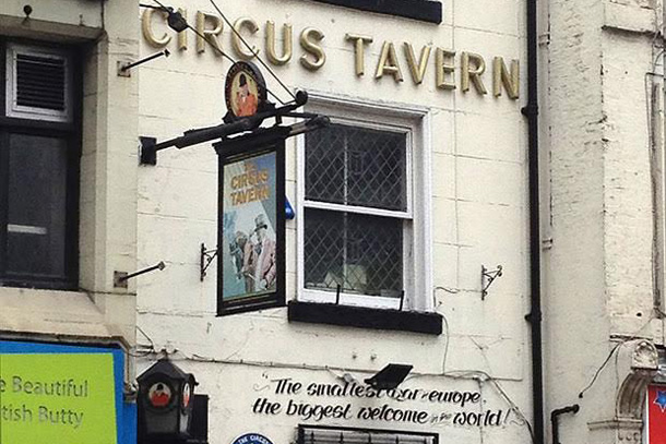 Four great Manchester pubs and an apology I Love Manchester