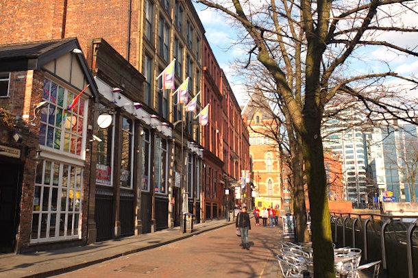 Canal Street Manchester Taurus