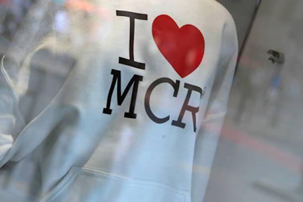 I Love Mcr Merchandise