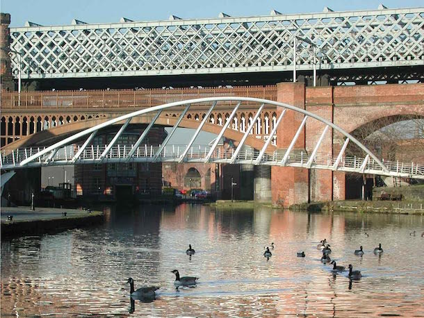 Castlefield Manchester By Adian Orourke 1
