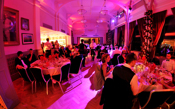 LCCC Pavilion Party Night Image