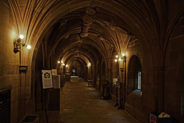 Darkness and Light: Exploring the Gothic at John Rylands Library I Love Manchester
