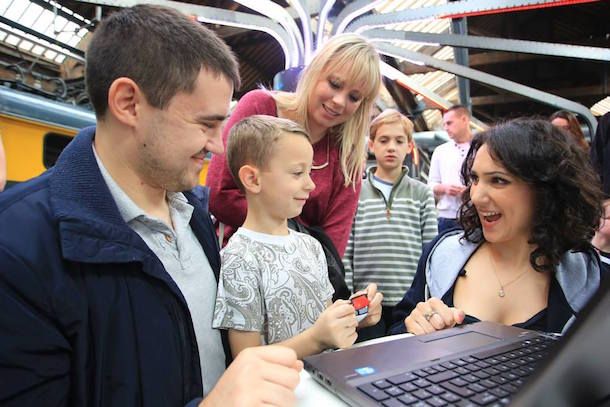 Hands-on half term fun for all the family at Manchester Science Festival 2015 I Love Manchester