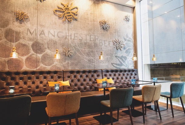 Motel One Manchester Piccadilly Lounge1