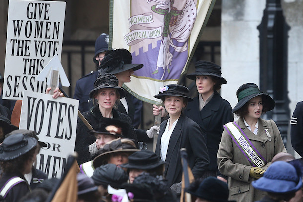 Film Review: Suffragette at HOME I Love Manchester