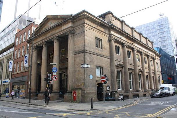 Bank Manchester