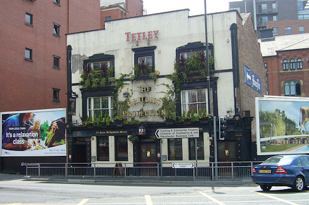 Pub Fiction: 6 Literary Manchester Pubs I Love Manchester
