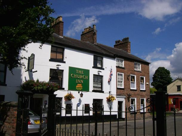 Church Inn Prestwich