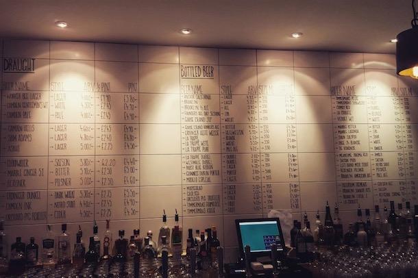 No1 Watson Street Manchester Bar
