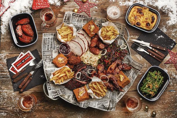 Reds True Festive Feast