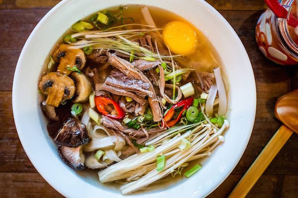 REVIEW | Pho Restaurant, Corn Exchange I Love Manchester