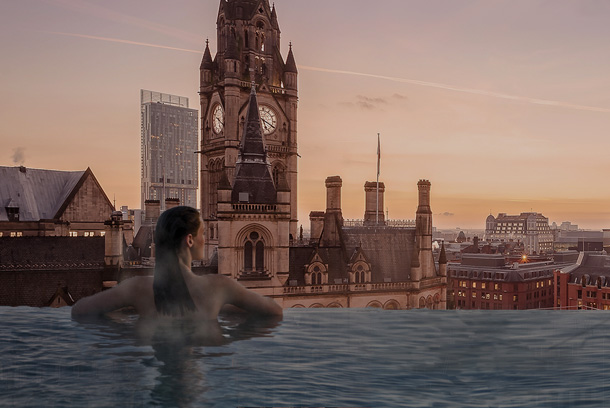 King Street Townhouse Rooftop Pool Eclectic Hotels