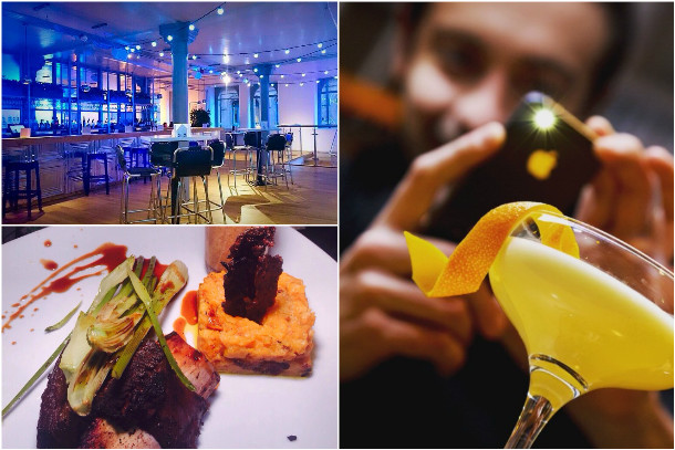 Urban Cookhouse Manchester Collage
