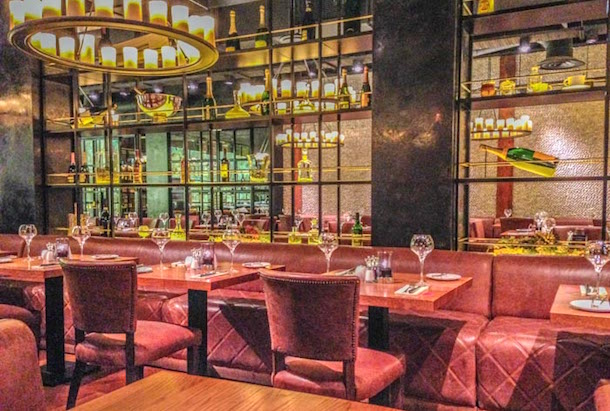 Fazenda Spinningfields Manchester Review 0533