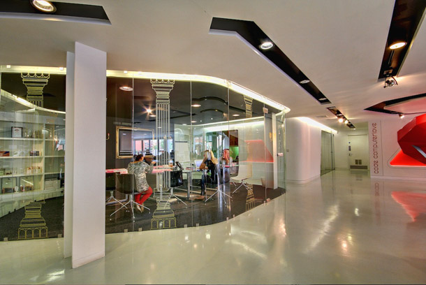 Cool Offices In Manchester 21