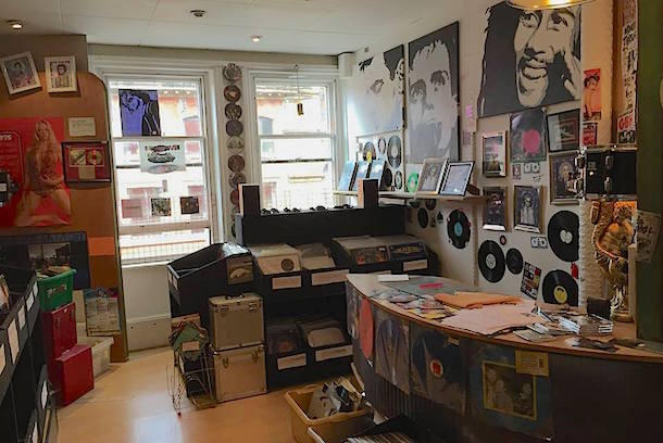 Manchester's music scene is NOW - the renaissance and revival of vinyl I Love Manchester