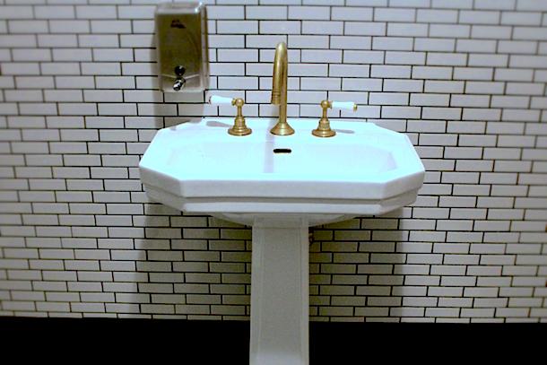 Jamies Italian Manchester Bathroom Sink