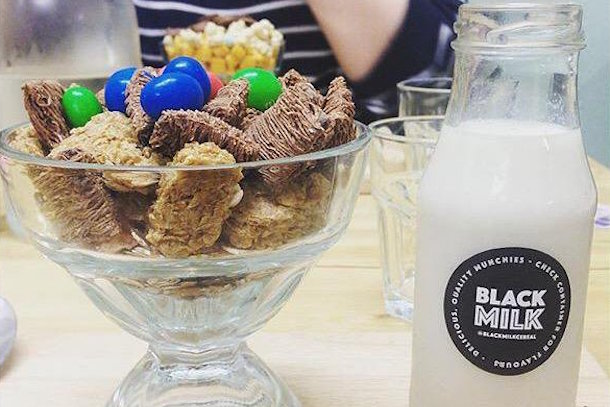 Black Milk Cereal Afflecks Manchester