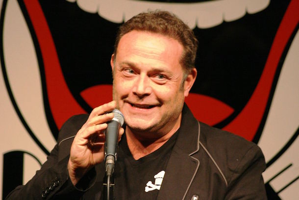 John Thomson The Comedy Store Manchester