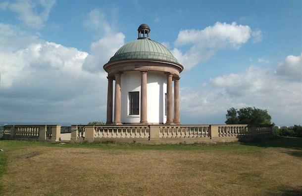 Heaton Park Prestwich Temple 610X397