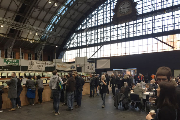 Manchester Beer And Cider Festival 2016 6539