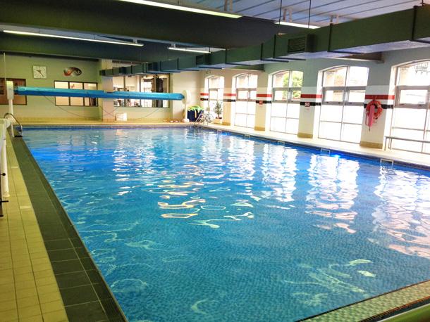 Y Club Swimming Pool