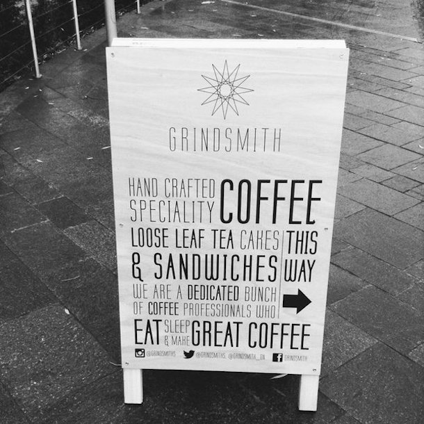 Grinding Out Success: Grindsmith's Pete Gibson on Coffee, Community and Bringing People Together I Love Manchester