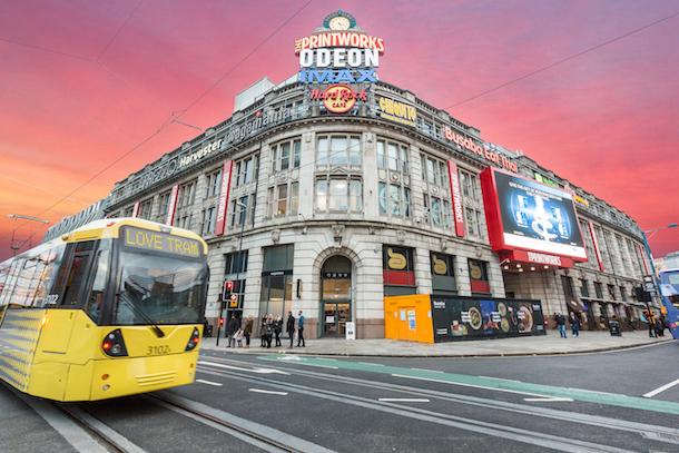 Love Tram Manchester