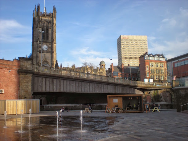 Manchester and Salford: so what's the difference? I Love Manchester